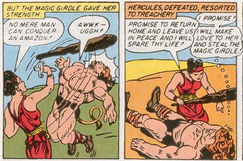 Herstory of Hippolyte