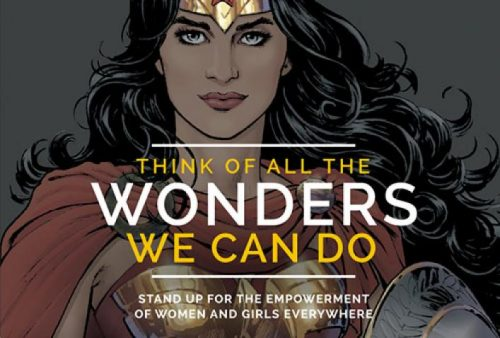 Dress Code Violation: That Time Wonder Woman Was Fired from the United Nations