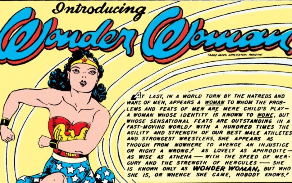 Introducing Wonder Woman, All-Star Comic #8