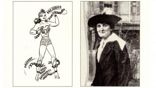 Elizabeth Holloway Marston, the Real Original Wonder Woman